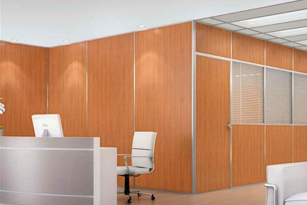 divisórias escritório