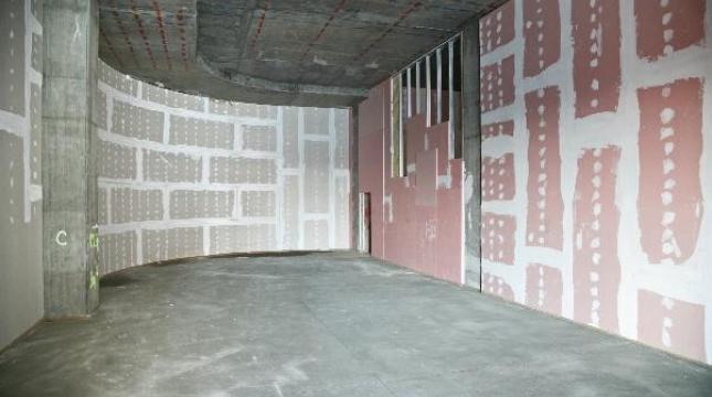 Drywall instalado