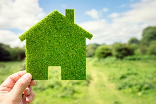 casas sustentáveis como se adequar